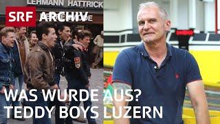 Was wurde aus? Teddy Boys White Sox Luzern | SRF Archiv