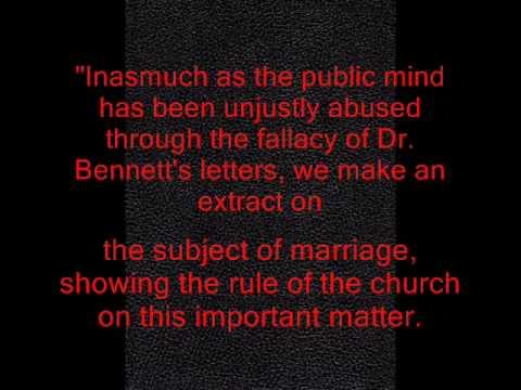 Mormon Deception - Doctrine & Covenants 101:4  Lie.