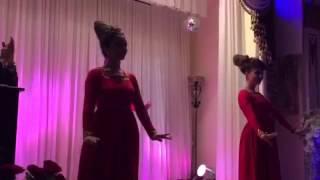 Harsi Par Sochi представляет Армению лирическим танцем у Георгия Кота