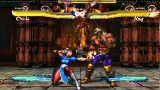 Street Fighter X Tekken - PC | PS3 | PS Vita | Xbox 360 - New York Comic-Con video game trailer HD