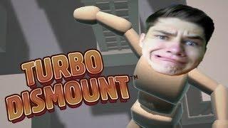 """Turbo Dismount! - """"Poobijany LJay!"""""""