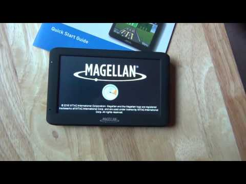 How To Use Magellan Gps
