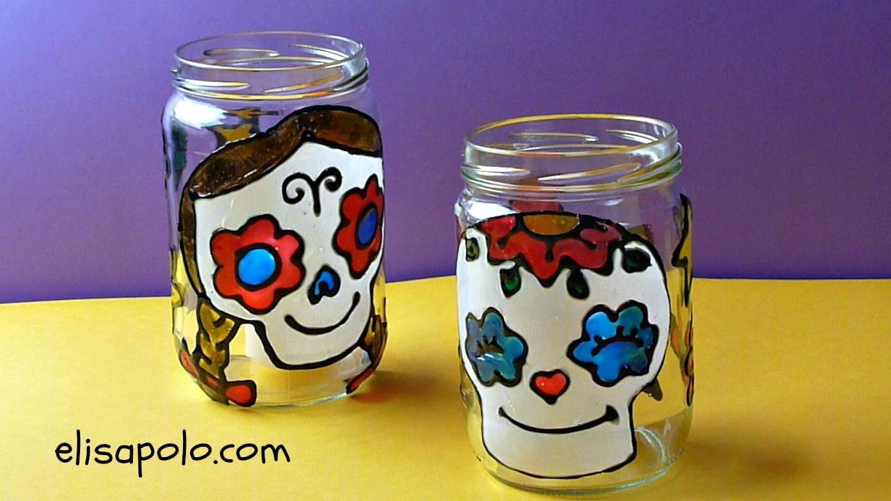 Diy catrina mexicana decoraci n para halloween d a de - Decoracion para halloween ...