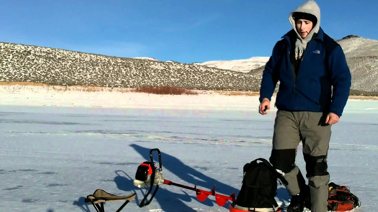 Blue mesa ice fishing youtube for Ice fishing videos on youtube