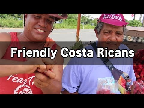 Friendly Costa Ricans Give Advice for Travelling to Costa Rica | Day 6