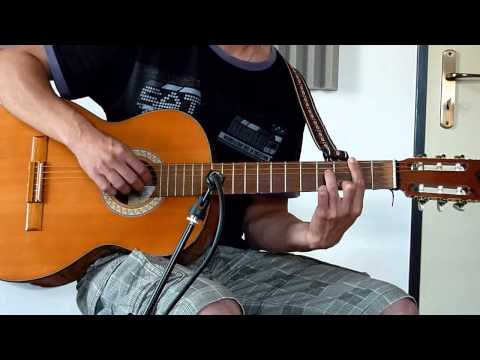 Clapton - Tears In Heaven - Guitar Cover