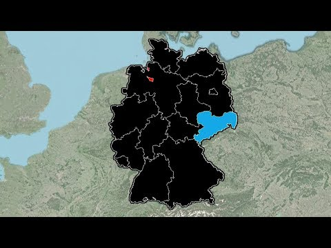 German Federal Election Results (1949-2017)