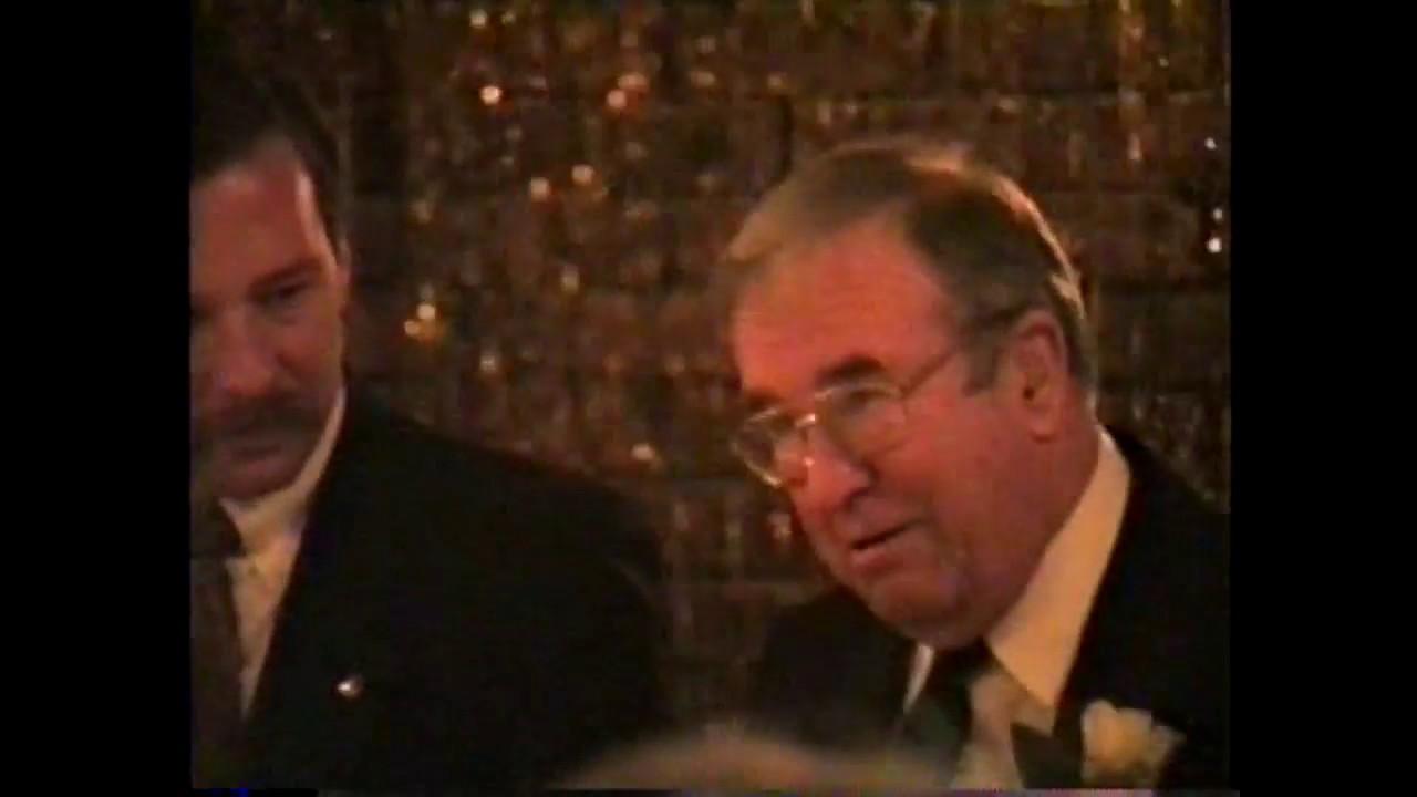Leo Letourneau Retirement Party  12-8-91