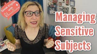 Gambar cover Managing Sensitive Topics in Small Talk  [ACTIVATE THE SUBTITLES]