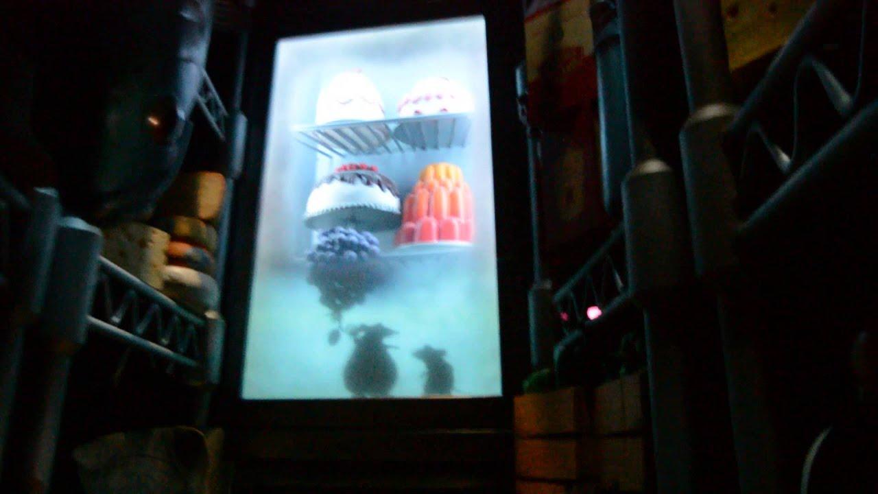 Ratatouille disneyland paris full ride youtube for Salon pixar paris