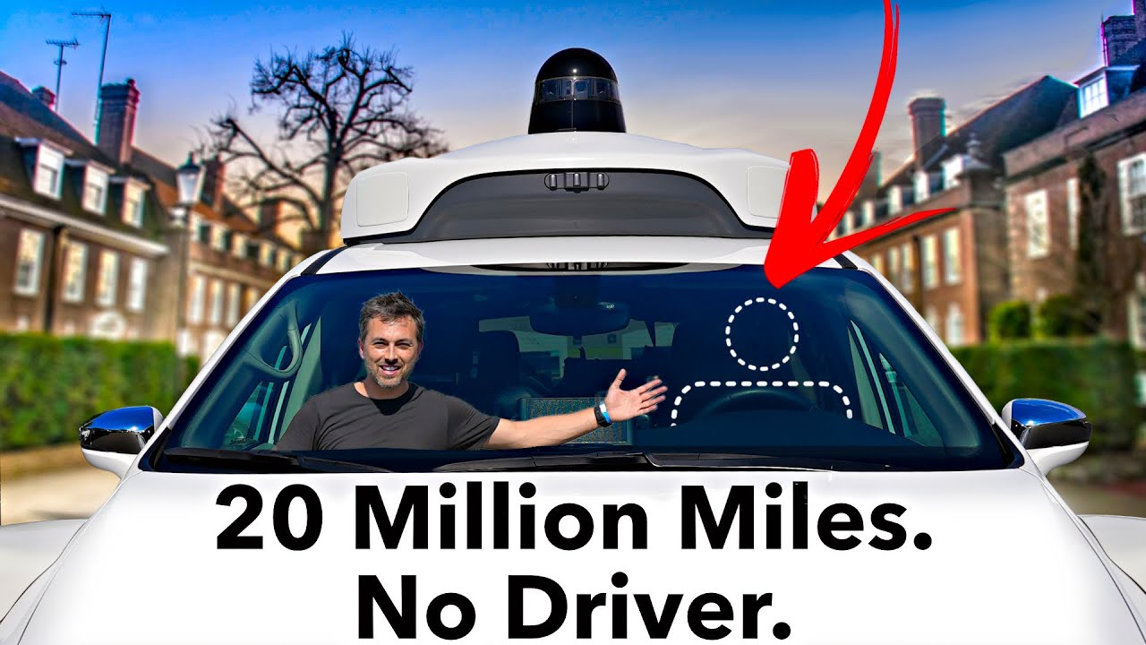 Why You Should Want Driverless Cars On Roads Now