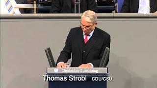 Strobl (CDU): Charta der dt. Heimatvertriebenen gehört zu den Gründungsdokumenten der Bundesrepublik