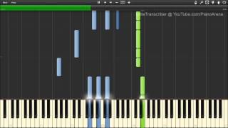 Emeli Sande - Read All About It Part 3 (Piano Cover) by LittleTranscriber