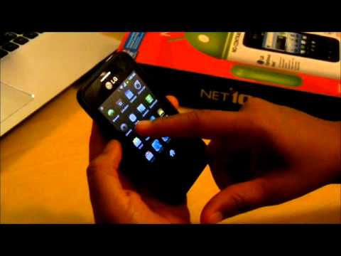 Lg Optimus Net - Net 10 Wireless