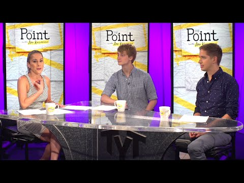 Robby Motz (New Host of Equals Three) & Andy Riesmeyer on The Point with Ana Kasparian
