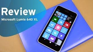 Microsoft Lumia 640 XL review (Dutch)(De Microsft Lumia 640 XL is de grotere variant van de Lumia 640 smartphone. Het grote verschil tussen beide zit vooral in de grootte en camera. Verder zijn ze ..., 2015-09-16T13:00:01.000Z)