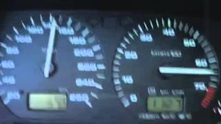 Golf 3 GTI ABF 16v 0-180