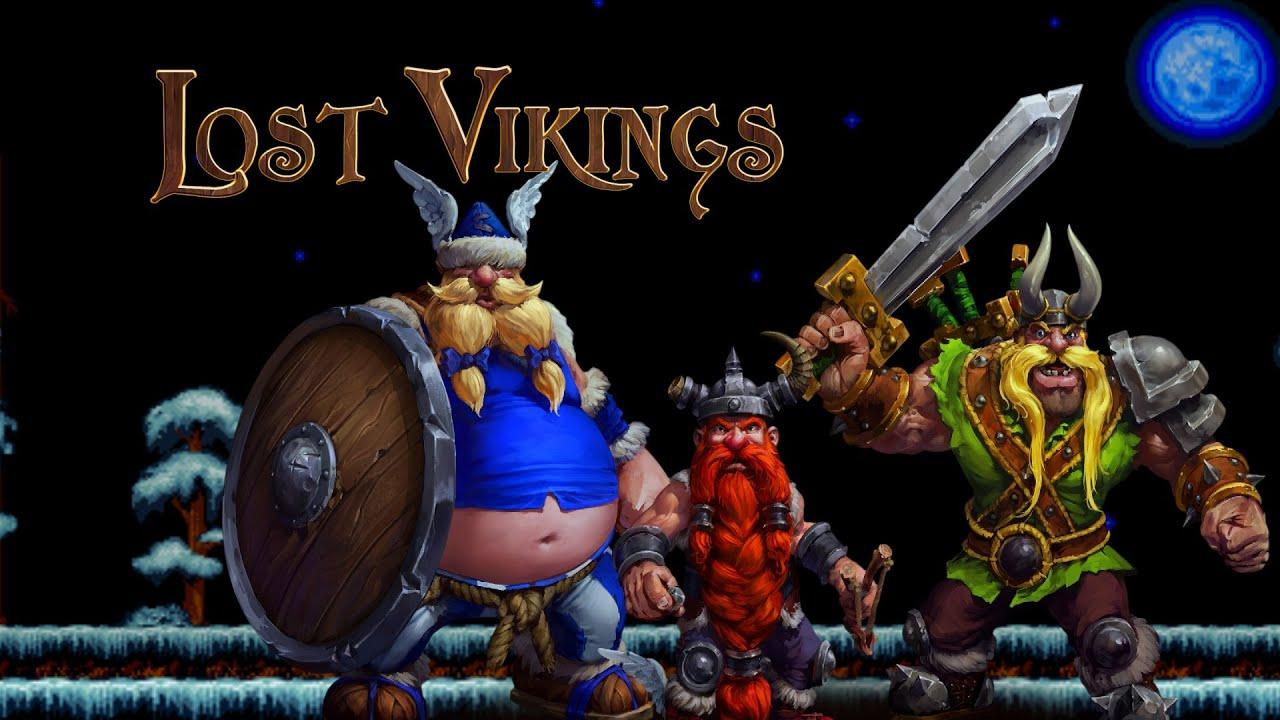 The Lost Vikings Online