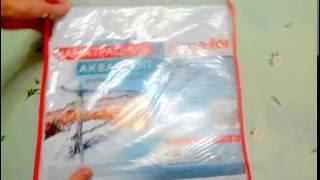Непромокаемый наматрасник Аквастоп Come-for(Видеотзыв от покупателя МебельОК, который решил купить непромокаемый наматрасник Аква Стоп ТМ Комофор..., 2016-10-15T18:52:43.000Z)