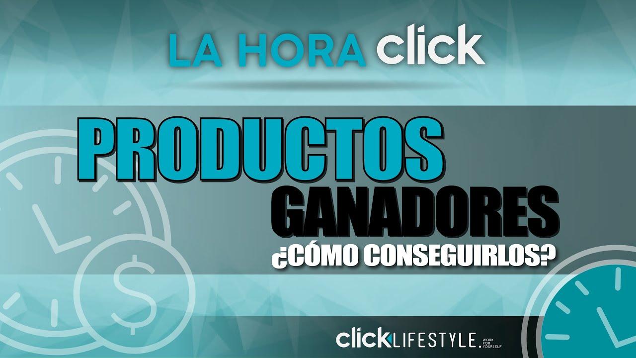 ¿Cómo consigo productos ganadores?   Click Lifestyle