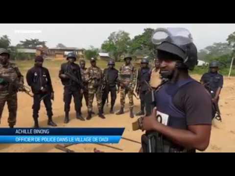 Urgent. regarder la guerre dans la région anglophone du Cameroun.130 soldats déjà la mort