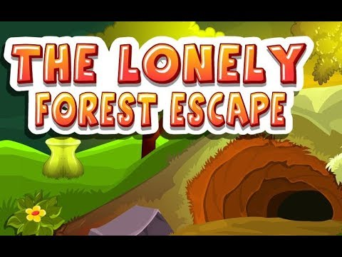 The Lonely Forest Escape Walkthrough | Mirchi Games | Escape Games