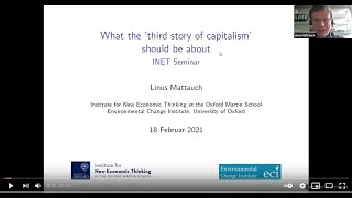 Linus Mattauch: 'Reflections on how basic narratives about capitalism influence economic research'