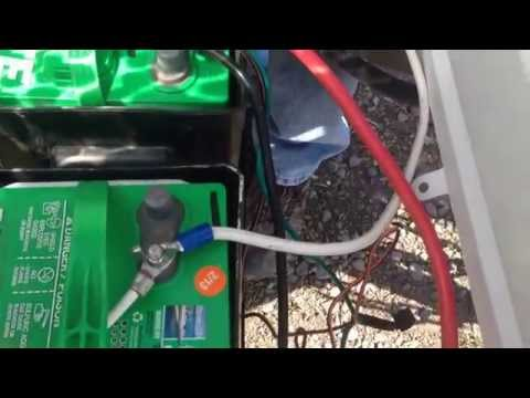 Big Sky RV - Battery System