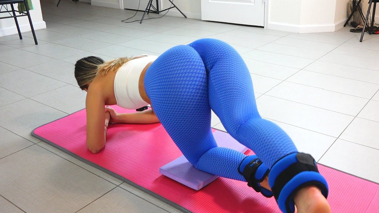 Glutes!!! Bigger Rounder BOOTY Workout!