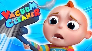 TooToo Boy - Vacuum Cleaner | Cartoon Animation For Children | Kids Shows By Videogyan