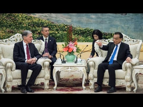Download Youtube: Britain eyes closer Belt and Road Initiative cooperation with China