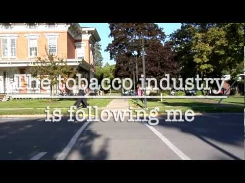 The Tobacco Industry is Following Me