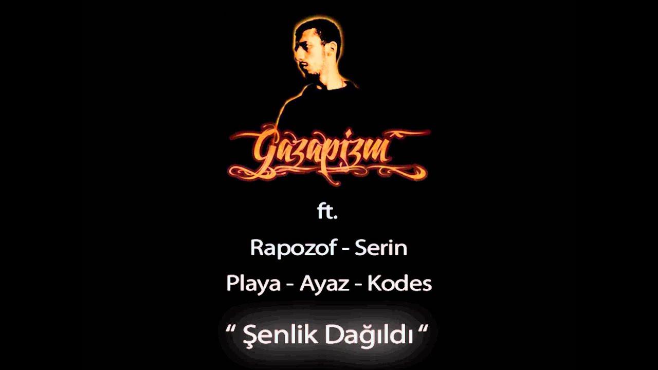 Gazapizm ft. Rapozof, Serin, Playa, Ayaz, Kodes - Şenlik Dağıldı (2011)