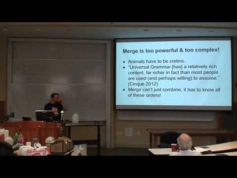 Towards Biolinguistic Clarity in Generative Syntax - Luke Smith