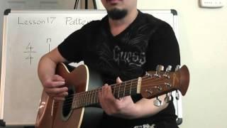 Đệm guitar căn bản 17 (Pattern # 4)