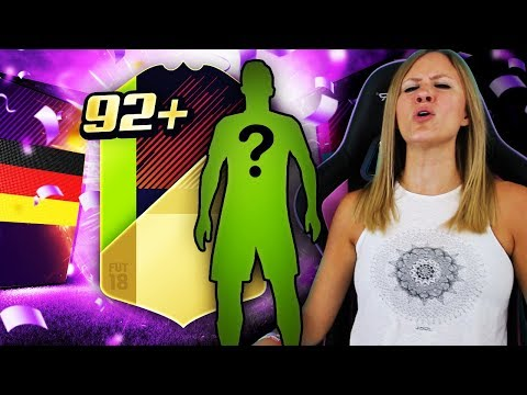 CAN'T BELIEVE I PACKED THIS 92+ PLAYERS!! FIFA 18 Ultimate Team