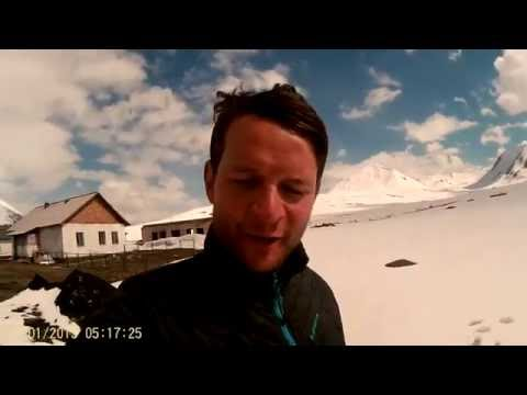 Cycling from Tehran to Beijing 2015