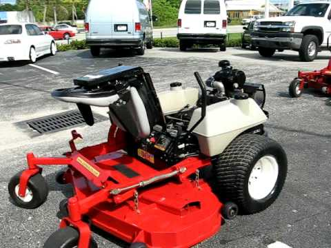 Exmark Lazer Z 60 Quot Deck Zero Turn Riding Mower For Sale On