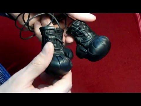 Видео Сувенир боксерские перчатки