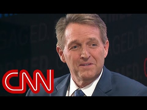 Jeff Flake on standing up to Trump  | CITIZEN by CNN