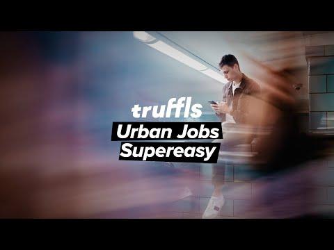 Truffls Job Search: Swipe Jobs