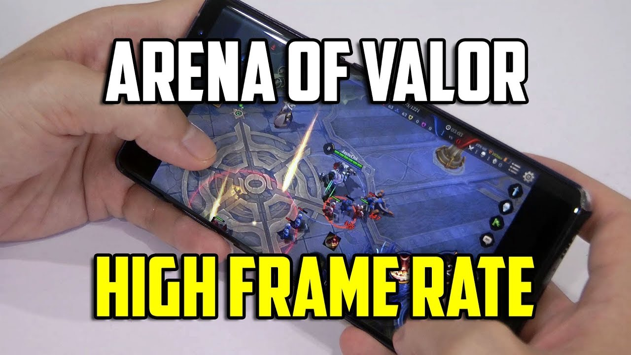 How To Enable Arena Of Valor High Frame Rate Mode Video Performance Demo