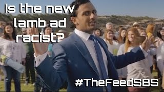 Is the new lamb ad racist? - The Feed