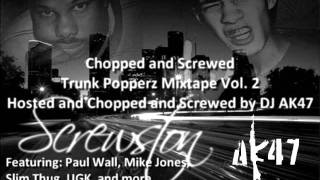 09 UGK - Tell Me Something Good Chopped & Screwed by DJ LoCo & DJ AK47