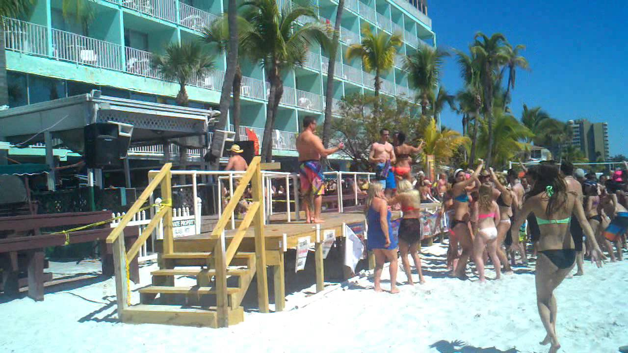 Spring Break 2017 Fort Myers Beach Fla Lani Kai Island Resort You