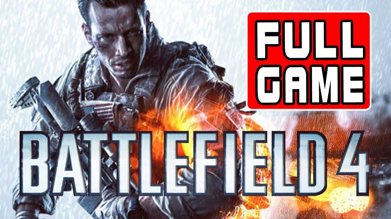 Battlefield 4 - Full Game Walkthrough Longplay (PS3, PS4, XBox One, PC)