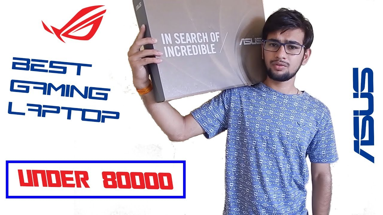 Asus FX553vd Gaming laptop unboxing and review. {Best for gaming }