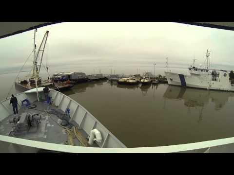 Docking at JRRF