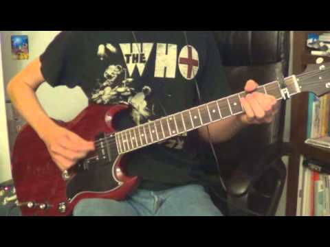 The Beatles - She Said She Said - Lead Guitar Cover