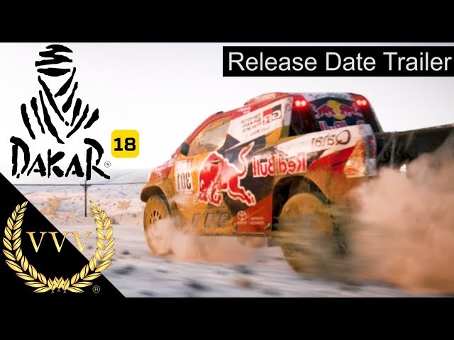 Dakar 18 | Release Date Announcement Trailer